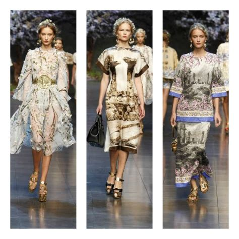 Dolce Und Gabbana Pour Femme 470 by Dolce And Gabbana 2014 Fashion Show Highlights 470