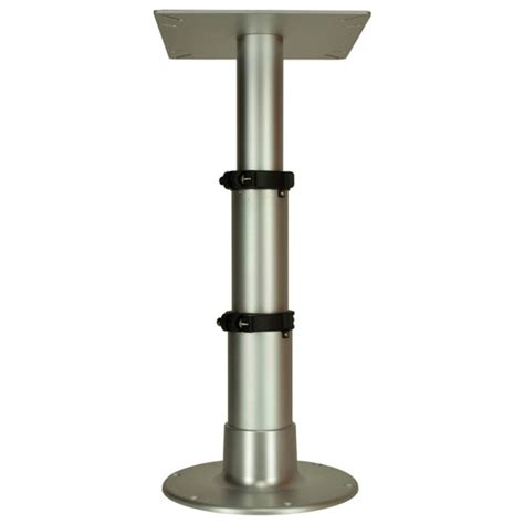 telescoping table springfield telescopic table pedestal air powered 369