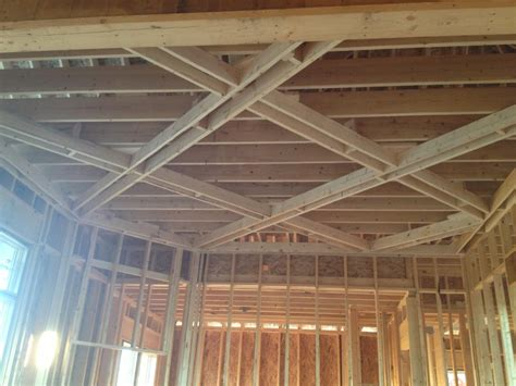 Coffered Ceiling Framing Legacy Llc On Quot It Proved To Be A Challenge