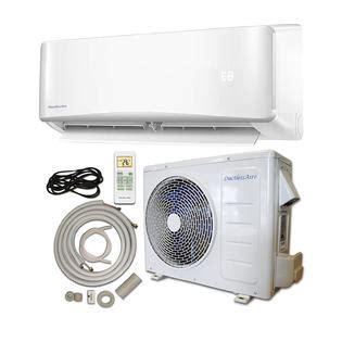 installation ductless mini split 410a air conditioner heat mitsubishi compressor aircon unit ductlessaire 1 5 ton mini split air conditioner sears marketplace