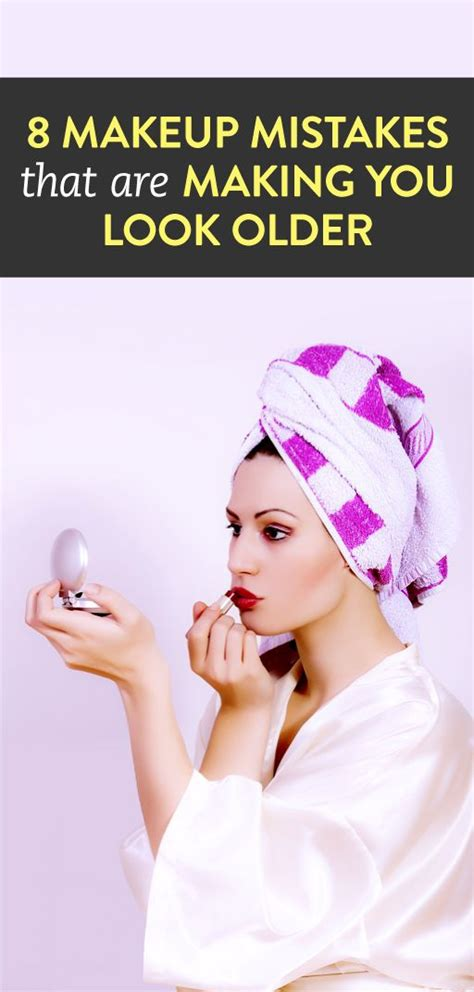 8 Classic Make Up Mistakes To Avoid by Look Picmia