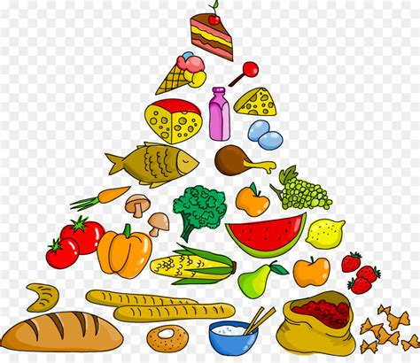 clipart food food pyramid clip food pyramid png 2248