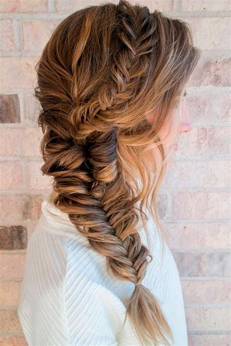 15 fishtail braids you should the 25 best types of braids ideas on types of