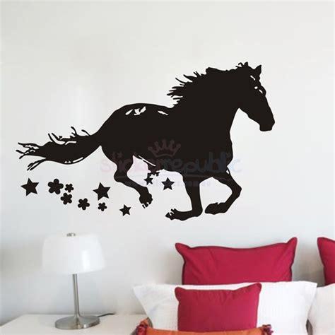 Next Nursery Wall Stickers running horse wall sticker