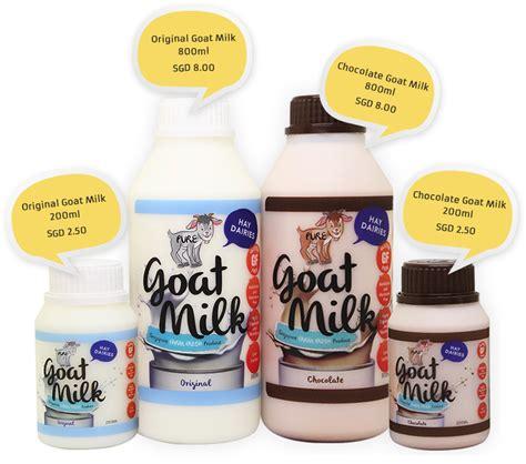 Vienna Lotian Goats Milk 200ml Ii Lotian Kambing our product hay dairies