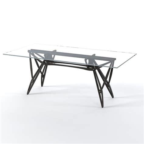 tavolo reale zanotta zanotta reale work 3d model
