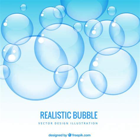 imagenes abstractas vectores fondo de burbujas realistas descargar vectores gratis