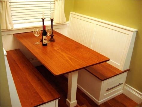 kitchen booth  storage   tables  chairs