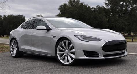 Tesla 4 Door Price Tesla Model S Gets Price 2012 Release Date