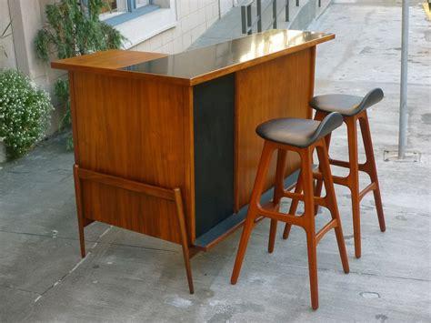 Mid Century Danish Modern Bar Bars Barware Bar Carts
