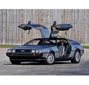 DeLorean DMC 12 Specs &amp Photos  1981 1982 1983