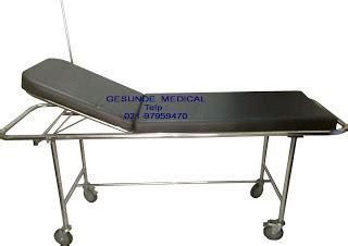 Ranjang Besi Rumah Sakit brankar rumah sakit toko medis jual alat kesehatan