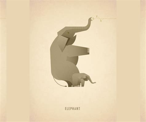 letter e typography amazing animal typography in alphabets by reed