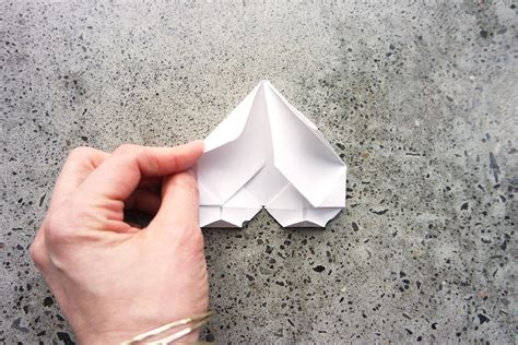 Origami With Lined Paper - lined paper origami comot