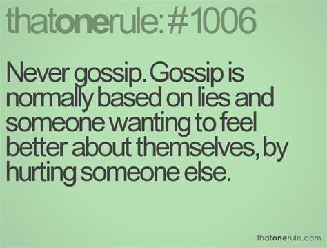 gossip quotes gossip hurts quotes quotesgram