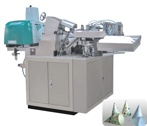 Paper Cone Machine - automatic paper cone cup machine from china manufacturer