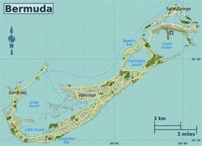 bermuda on a map detailed road map of bermuda bermuda detailed road map vidiani maps of all countries in