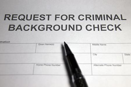 What Shows Up On A Criminal Background Check For Employment Criminal And Background Checks Background Ideas