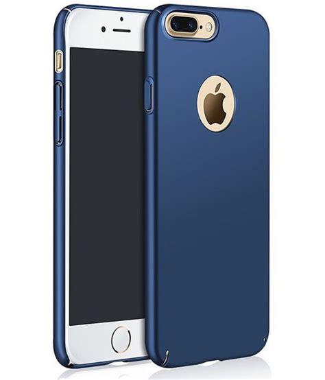 Plain Mobile Iphone 7 7 Plus apple iphone 7 plus cover by wow imagine blue plain