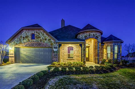 new available homes in burleson bluebird