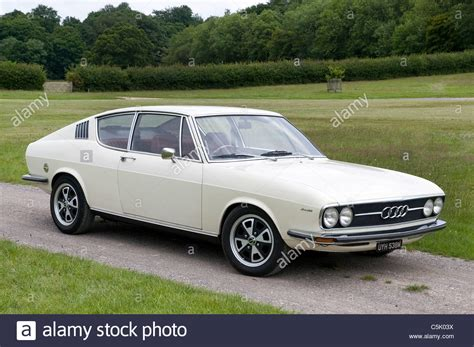 Audi S100 Coupe by Audi 100 Coupe S 1973 Stock Photo Royalty Free Image