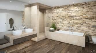 badezimmer wand nat 252 rliche materialien wie holz und natursteine sowie auch warme farben erzeugen eine