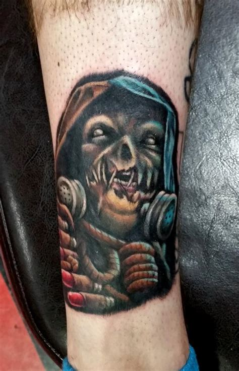 scarecrow tattoo scarecrow by neumann tattoonow