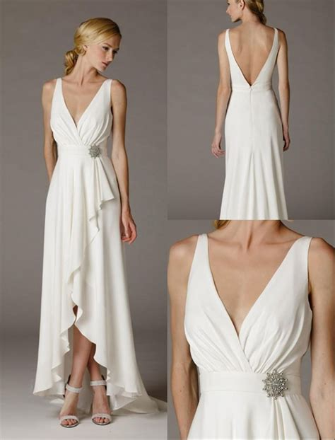 Second Wedding Dresses Uk by 2nd Wedding Dresses 6 Casual Second Marriage Wedding