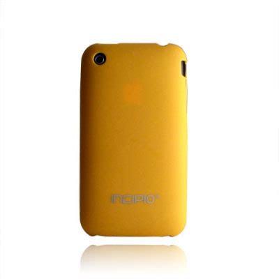 Ultra Thin Tebel 1mm Nokia 3 incipio apple iphone 3gs 3g feather yellow