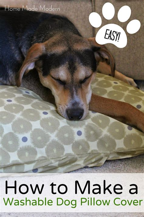how to make a dog bed guest post how to make a dog bed with custom fabric