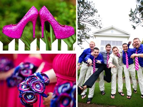 a swank glitzy florida wedding every last detail