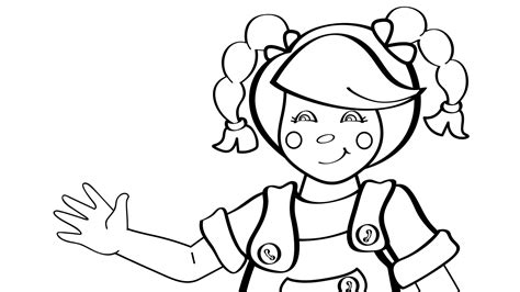 mary had a little lamb page coloring pages