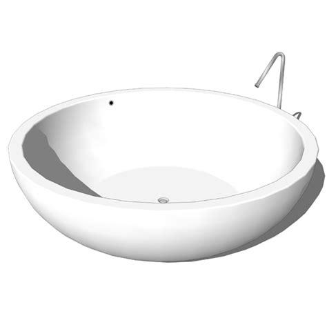 boffi tevere bathtub 3d model formfonts 3d models textures