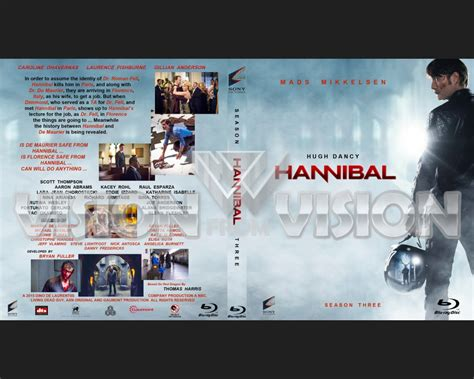 Hannibal The Complete Series Bluray hannibal season 3 11mm