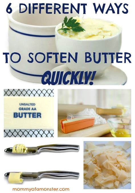 how to soften butter how to soften butter quickly 6 different ways to do it