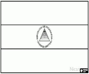 la bandera de honduras para colorear juegos de banderas de pa 237 ses de am 233 rica para colorear