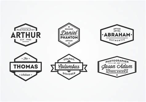 Pomade Xprmnt name based vintage logo on behance