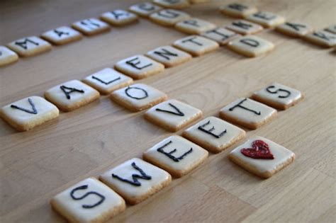 scrabble cookies s day scrabble letter cookies a cup of sugar