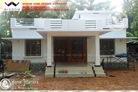 sq ft single floor contemporary home designs