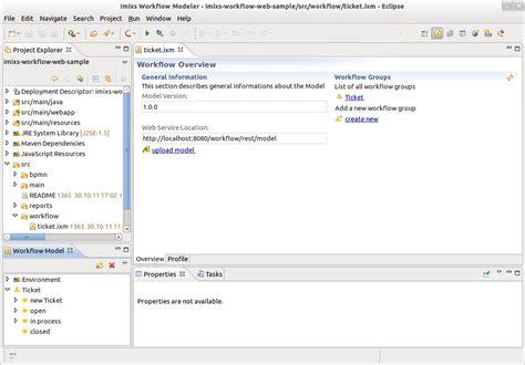 jsf workflow imixs workflowbuilding a web application with imixs