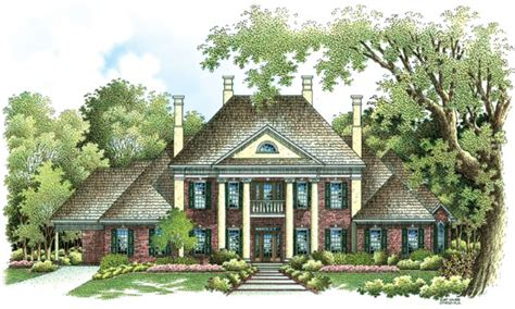 luxury colonial house plans traditional colonial house plans luxury colonial house