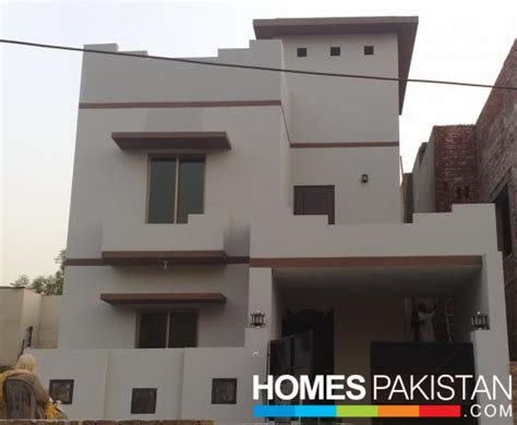 home design for 7 marla 5 marla 3 bedroom s house for sale alfalah town lahore