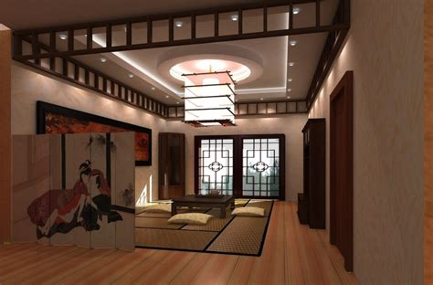 Japanese Living Room Design | japanese style living room furniture dog breeds picture