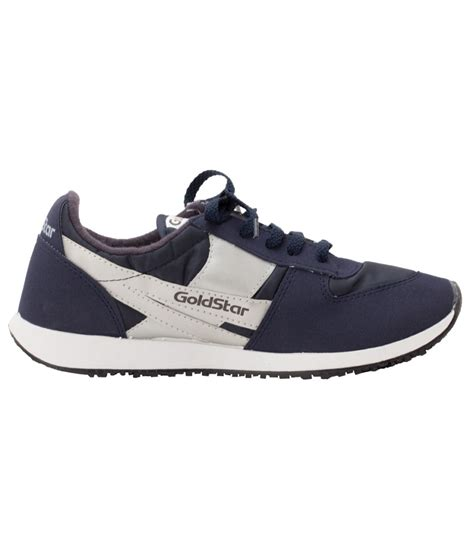 goldstar sports shoes goldstar blue running sport shoes orignal nepal
