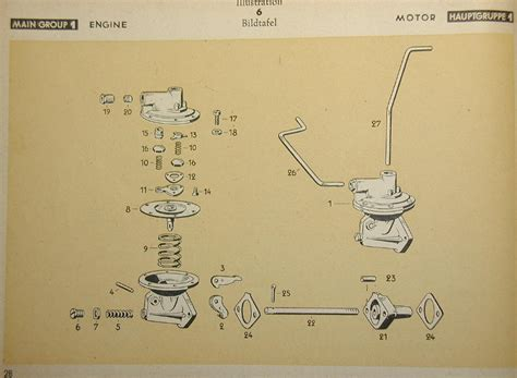 vw fuel diagram vw fuel rebuild kit wiring