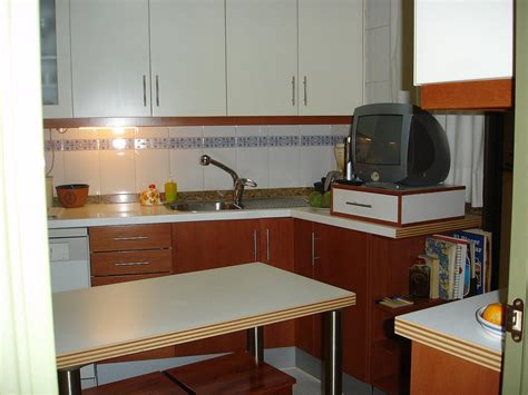 imagenes de cocinas con islas islas en cocinas peque 241 as decoracion red