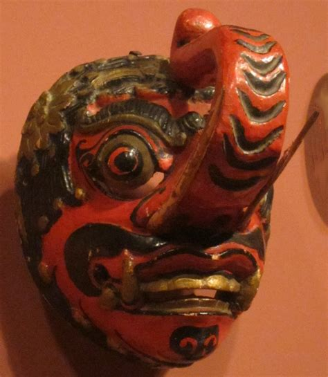 Masker Indo by File Mask In The Honolulu Museum Of Xx Jpg