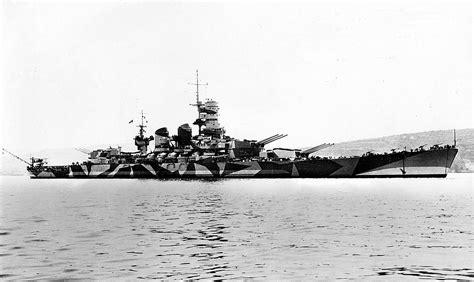 di romas roma nave da battaglia 1940