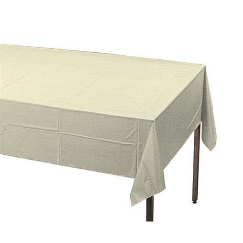 Paper Table Covers by Ivory Paper Table Cover Stumps