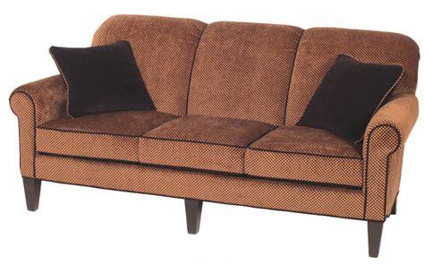 sofa butler butler sofa ohio hardword upholstered furniture